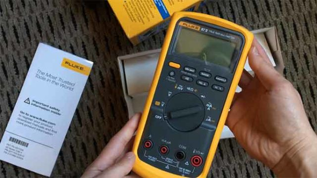 Fluke 87V True RMS Multimeter