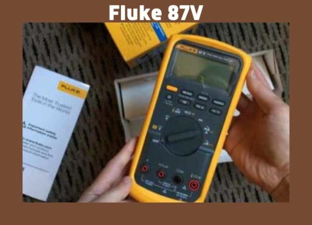 Fluke 87V